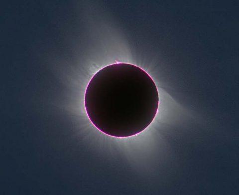 Total Solar Eclipse. (Miloslav Druckmüller)