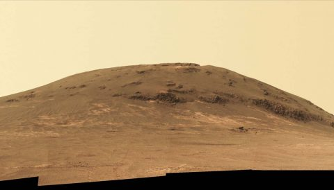 mars rover comes back online - photo #29
