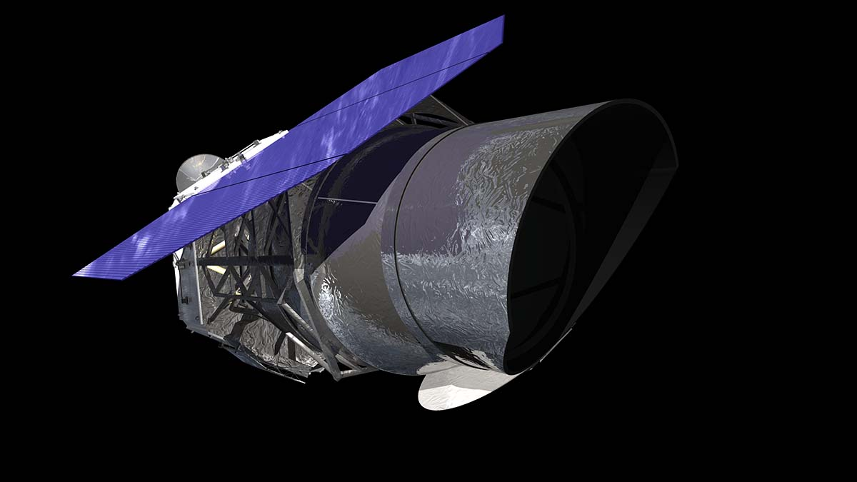 NASA reviews plans for Wide Field Infrared Survey ...