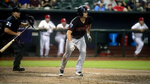 Nashville Sounds Club Pair of Homers as Chris Smith Strikes out Eight in Win. (Nashville Sounds)