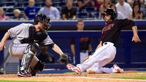 Nashville Sounds Lose Final Three of Four-Game Series to El Paso Chihuahuas. (Nashville Sounds)