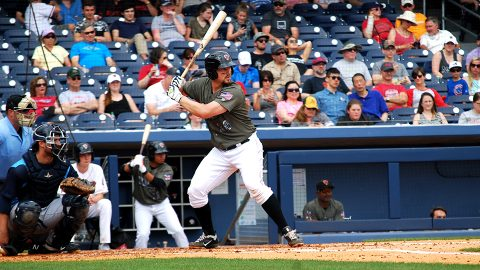 Nashville Splits Four-Game Set Against Albuquerque Ahead of Eight-Game Road Trip. (Nashville Sounds)