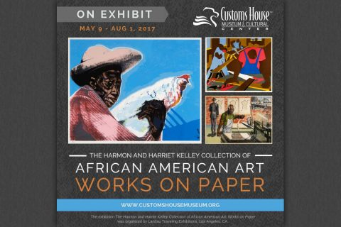 The Harmon and Harriet Kelley Collection of African Art - Works on Paper