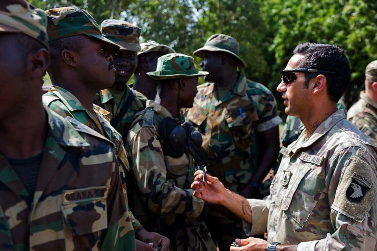 ghana armed forces in united nations Also in attendance were representatives from international organizations such as the united nations  101st airborne division and ghana armed forces soldiers.