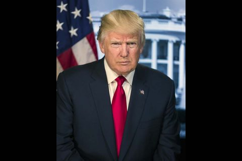 United States President Donald J. Trump