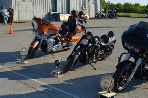 Tuckessee Harley Owner's Group first annual Motorcycle Rodeo. (Kayla Blackmon and Anthony Roberson)