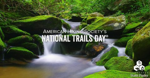 American Hiking Society's National Trails Day