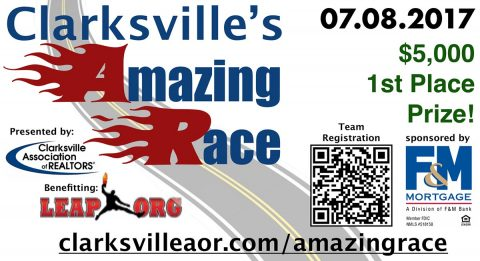 2017 Clarksville's Amazing Race