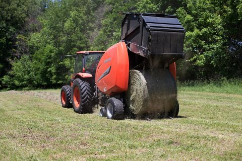 Coleman Tractor Company and Kubota Tractor Corporation donate farm equipment to APSU Department of Agriculture. (Austin Peay)