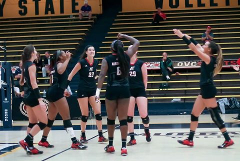 Austin Peay Volleyball releases 2017 Schedule. (APSU Sports Information)