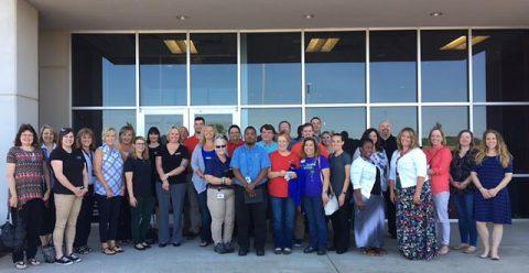 CMC Green Certification Program 2017 Refresher Class group.