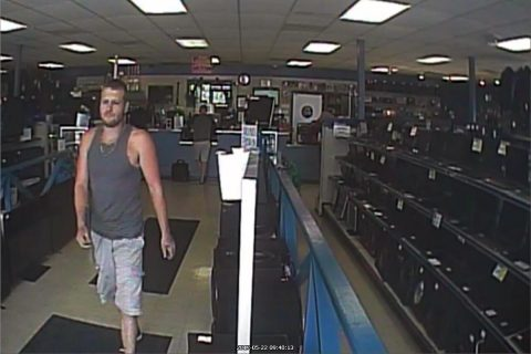 Clarksville Police are trying to identify the person in this photo.