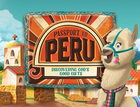 First Baptist Church Oak Grove's Passport to Peru VBS begins Monday, June 26th, 2017.