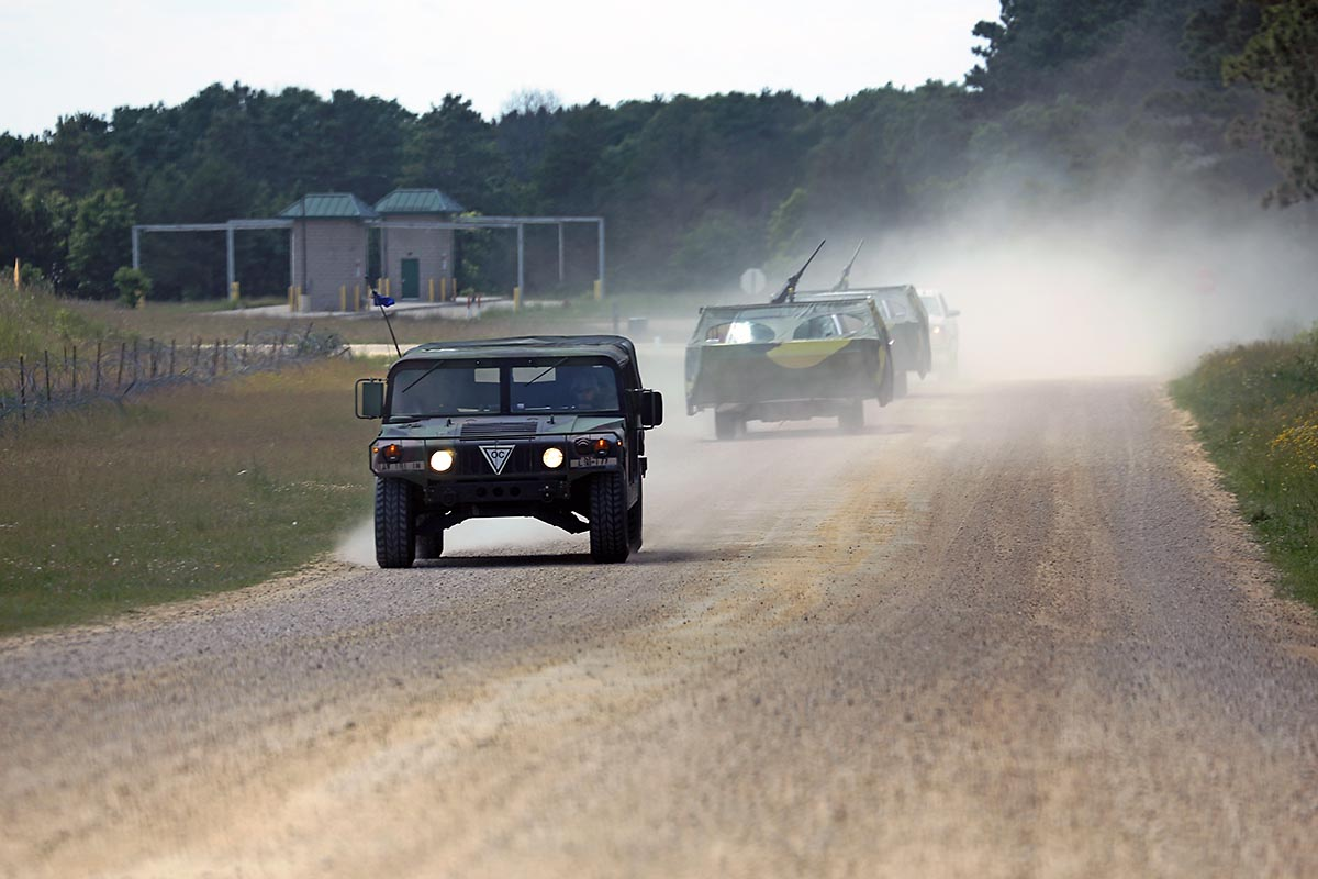 Fort Campbell Soldiers support training effort for XCTC ...