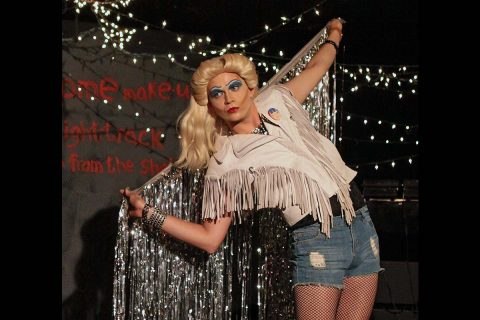 """Ryan Bowie stars in """"Hedwig and the Angry Inch"""" at the Roxy Regional Theatre, June 30th - July 15th"""