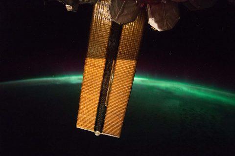 International Space Station (ISS). (NASA)