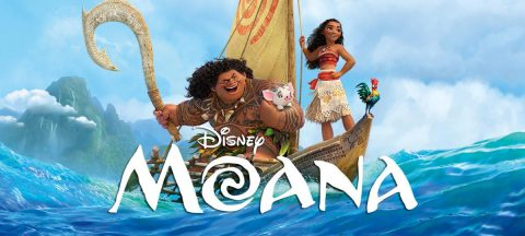 "Movies in the Parks to show Disney's ""Moana"" Saturday, June 10th at Heritage Park."
