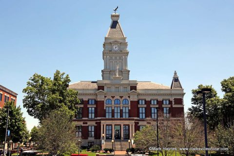 Montgomery County Historic Courthouse