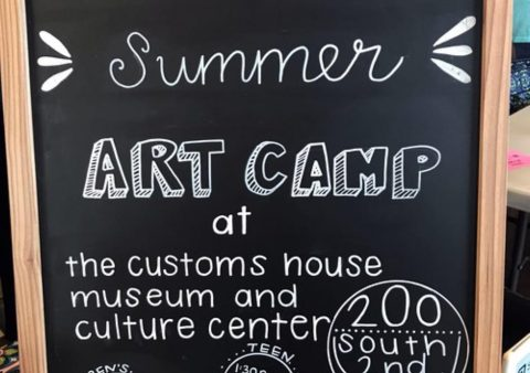Ms. Mac's Summer Art Camp