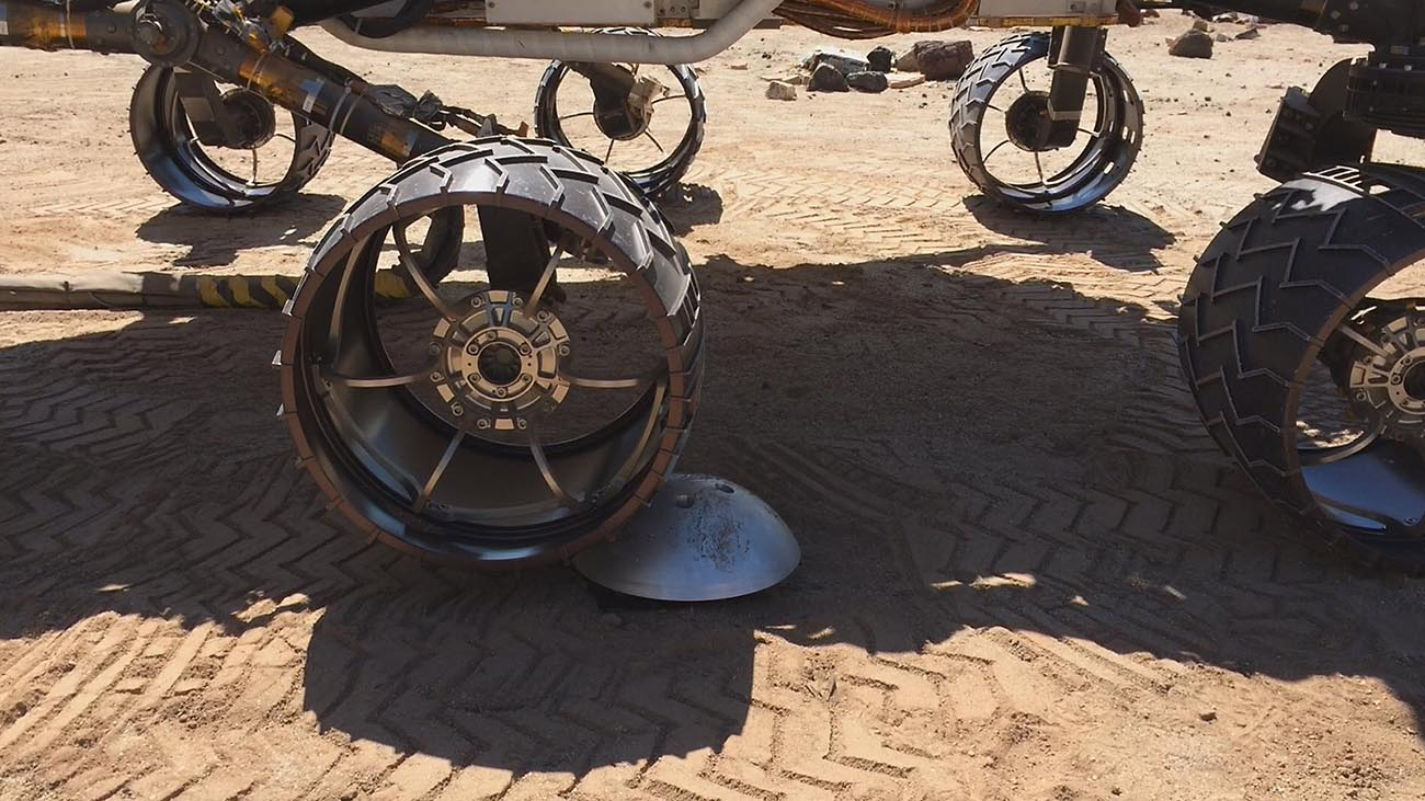 NASA uses Algorithm to protect Wheels on Mars Curiosity ...