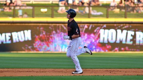 Nashville Sounds Blows Multiple Late Leads to Close the Road Trip. (Nashville Sounds)