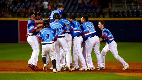 Nashville Sounds' Renato Nuñez Provides Game-Winner in the Ninth. (Nashville Sounds)