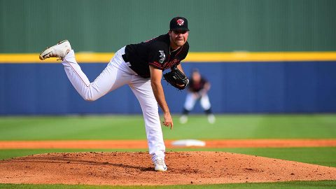 Nashville Sounds Outscored 25-9 in Four-Game Series with Oklahoma City Dodgers. (Nashville Sounds)