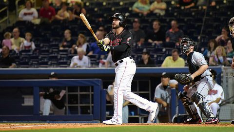 Two Teams Combine for 20 Runs and 29 Hits in Nashville's Triumph. (Nashville Sounds)
