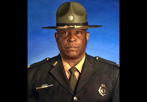 Tennessee Highway Patrol Lieutenant Colonel Tony Barham.