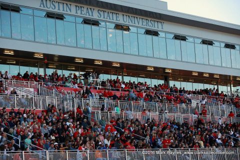 Austin Peay State University Football tickets will go on sale on August 1st at 9:00am.