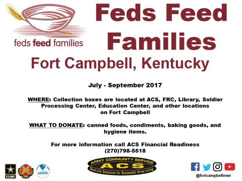 2017 Feds Feed Families