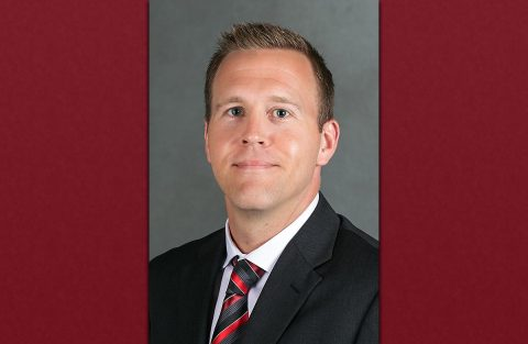 Austin Peay State University's Dr. Prentice Chandler