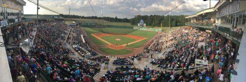 The Ballpark at Jackson. (Tyler Springs)