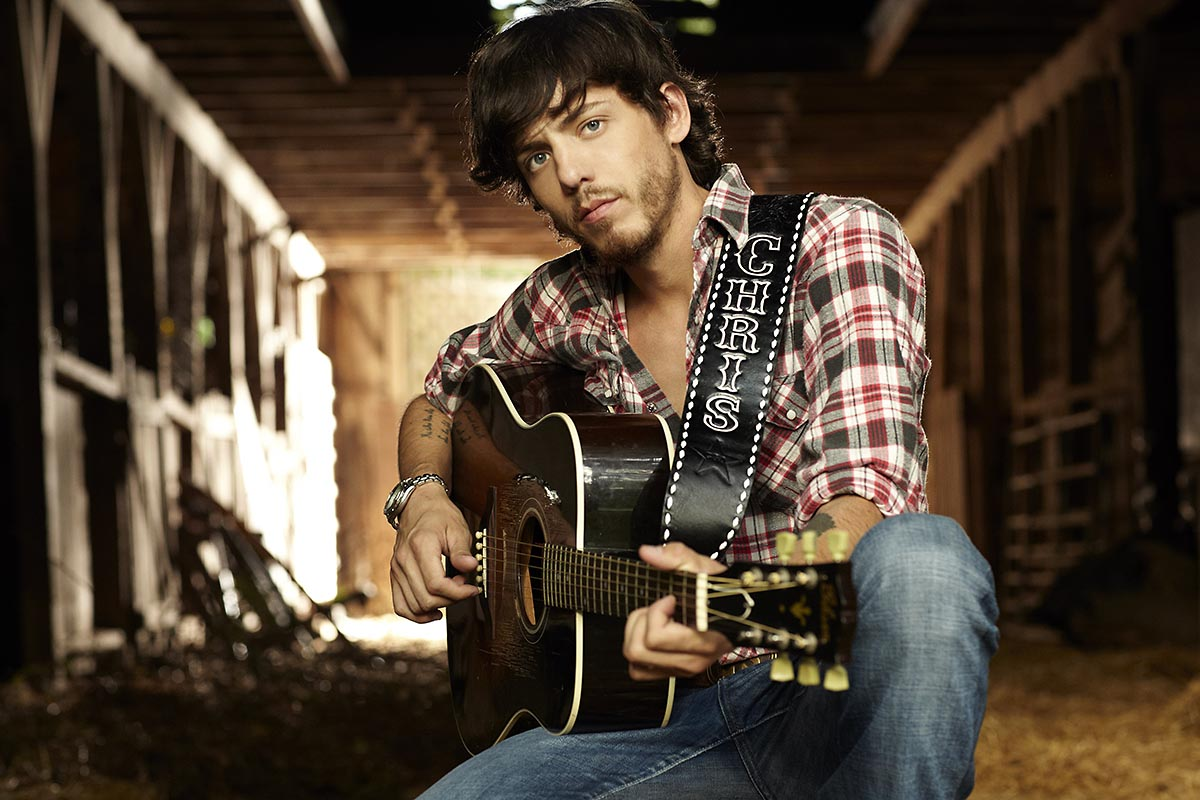 Chris Janson will be performing on the Riverfest Bud Light Stage Saturday, September 9th.