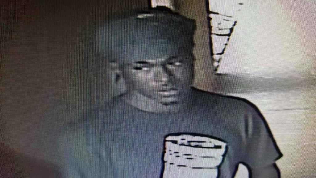 Clarksville Police ask the public's help to identify the person in this photo in connection to a local hotal robbery.