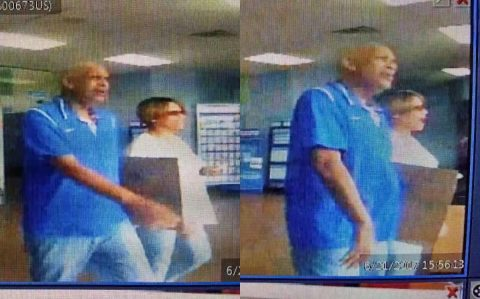 Clarksville Police are trying to identify the Theft Suspects in this photo.