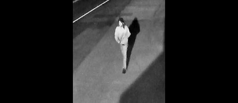 Clarksville Police are trying to identify the suspect in this photo in connection to vehicle burglaries that happened on Cumberland Drive.