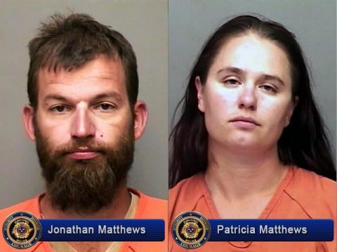 Jonathan Matthews and Patricia Matthews