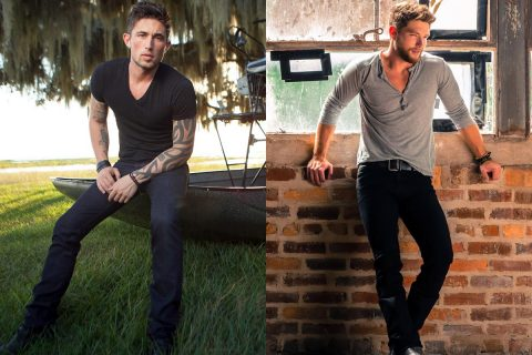 Michael Ray and Chris Lane to perform at First Tennessee Park on Tuesday, July 25th, 2017.