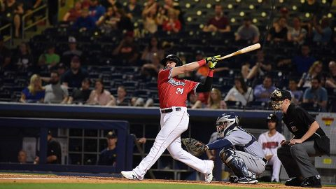 Late Inning Error Costs Nashville Sounds for Second Straight Night. (Nashville Sounds)