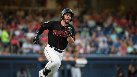Nashville Sounds Pitching Yields 23 Runs on 27 Hits in Twin Bill with Colorado Springs Sky Sox. (Nashville Sounds)