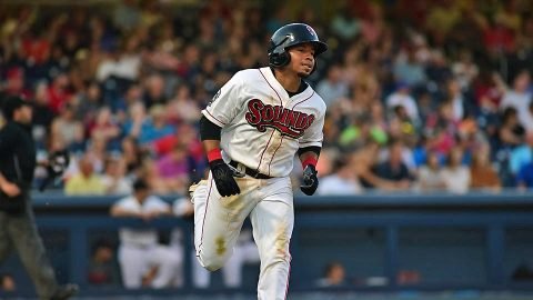 Nashville Sounds Settles for Series Split With Loss to Omaha Storm Chasers. (Nashville Sounds)