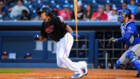 Iowa Cubs Collects 23 Hits in 16-7 Thumping of Nashville Sounds. (Nashville Sounds)