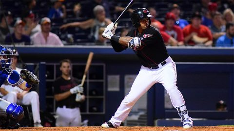 Nashville Sounds Wins 10th Straight Game over Las Vegas 51s. (Nashville Sounds)