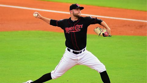 Bullpen Woes Creep Up Again For Nashville Sounds. (Nashville Sounds)