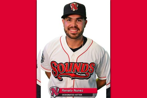 Nashville Sounds - Renato Nunez