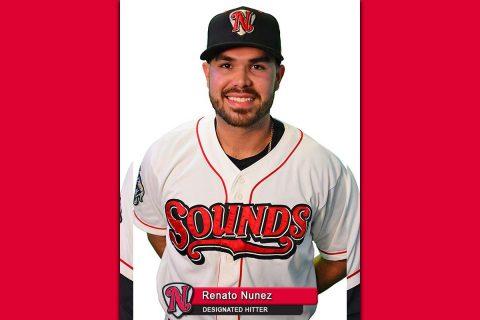 Nashville Sounds - Renato Nunez
