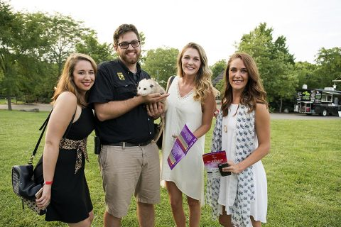 Red White & Zoo Wine Event set for July 28th at the Nashville Zoo. (Caitlin Harris)