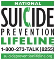 National Suicide Prevention Liveline