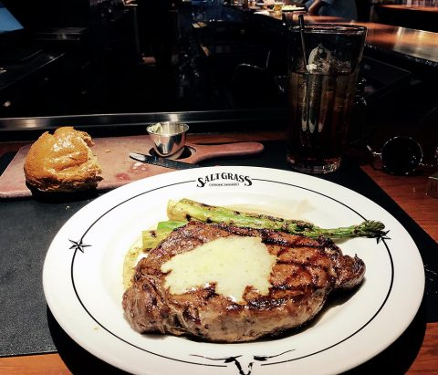 Saltgrass Steakhouse Rib-Eye